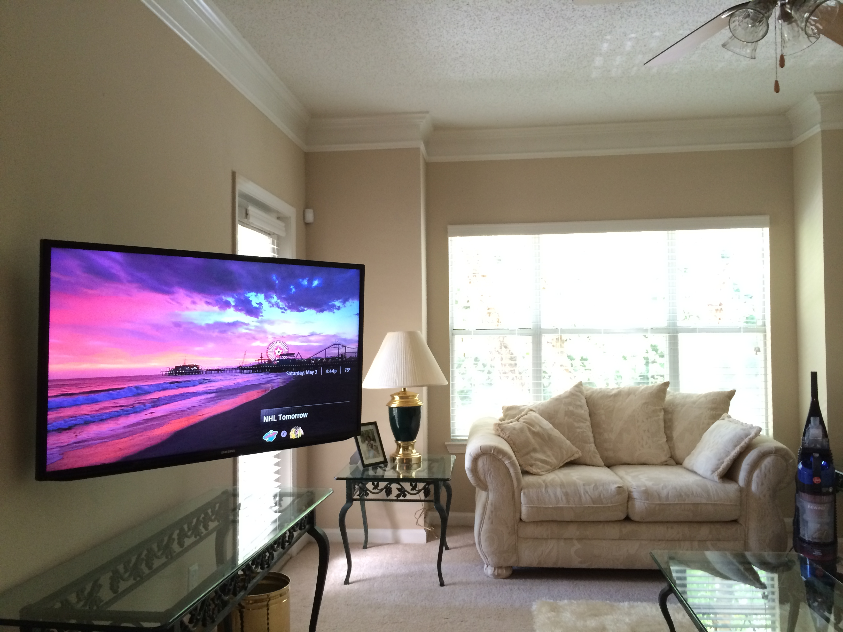 Tv Wall Ideal Installation Wiring Plates Can Provide Everything For Your As Well Mounts Brackets Dvd Shelves Hdmi Cables Optical Cords Etc